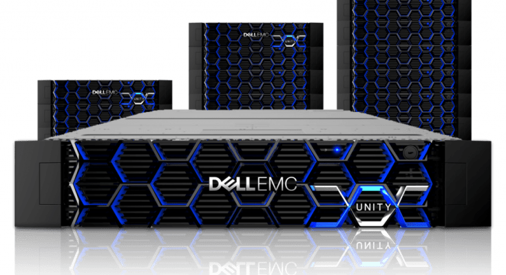 Dell EMC Unity Storage Family