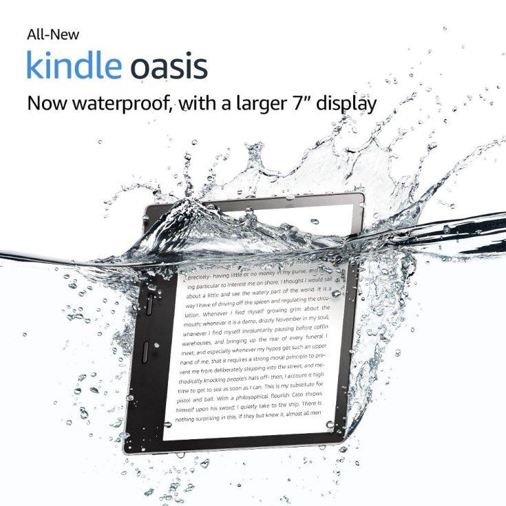 Oasis 2017 waterproof