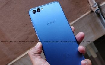 Honor View 10 Rear