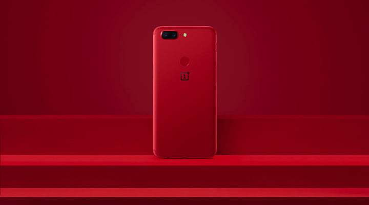 lava-red-oneplus-5t