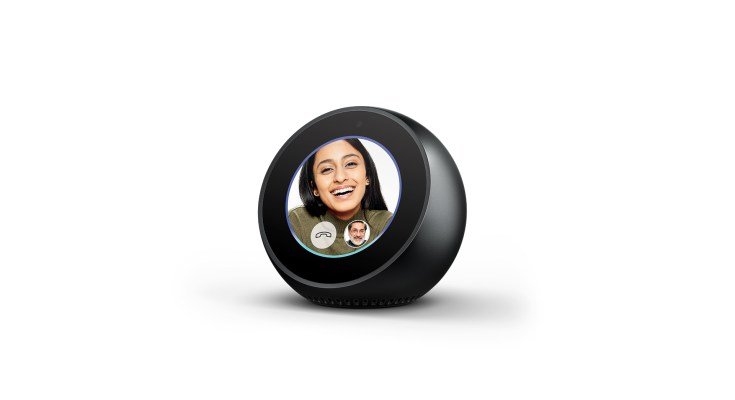 Echo Spot_Video Calling Image