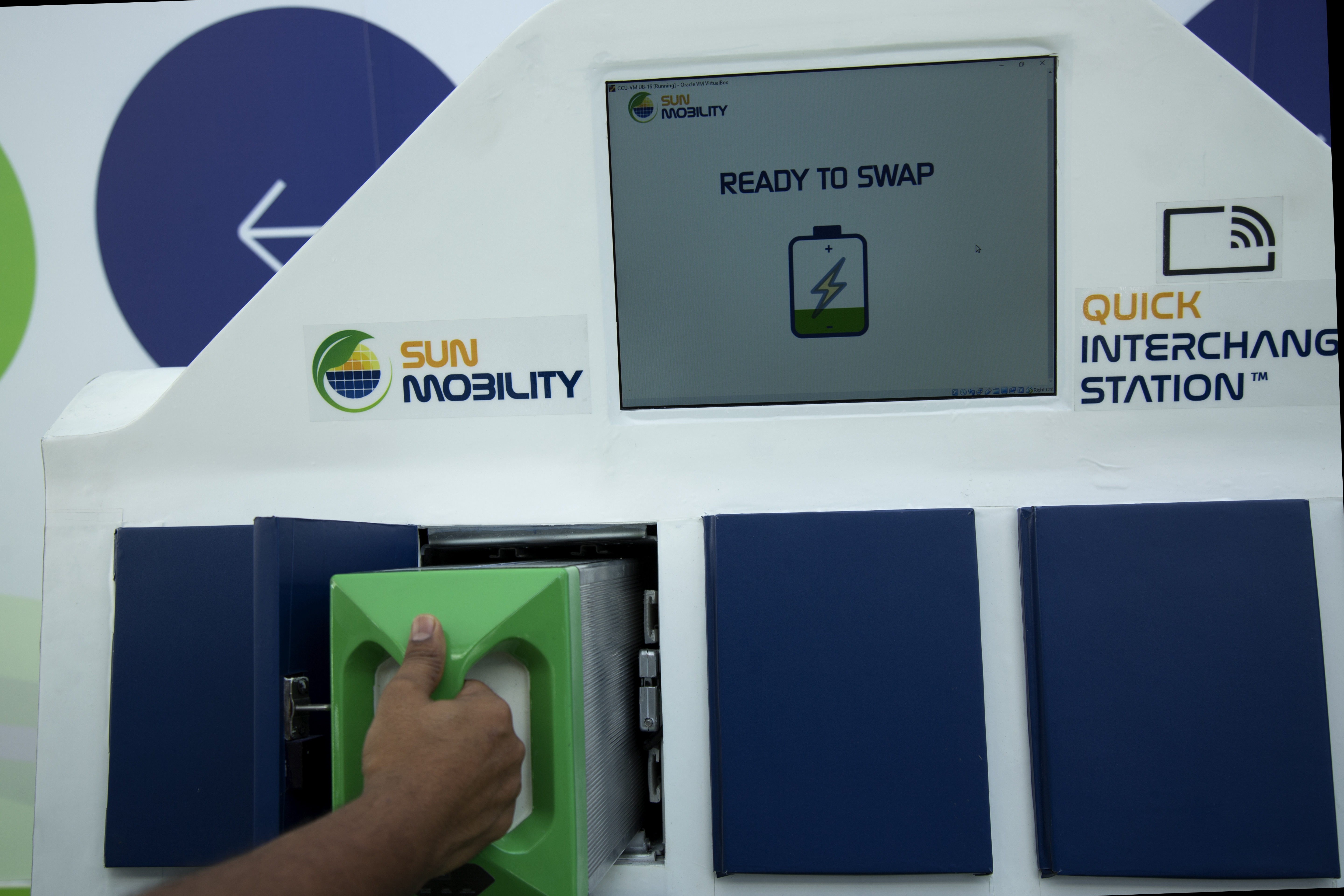 SUN Mobility brings a globally inter-operable battery