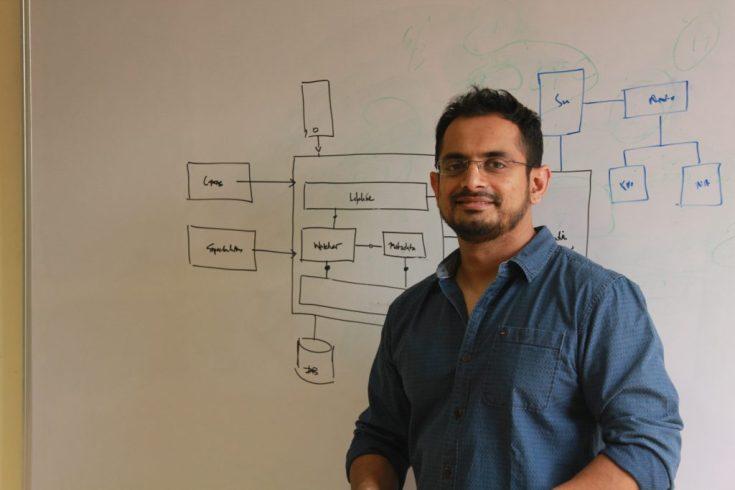 Ajit Narayanan, CTO, mfine