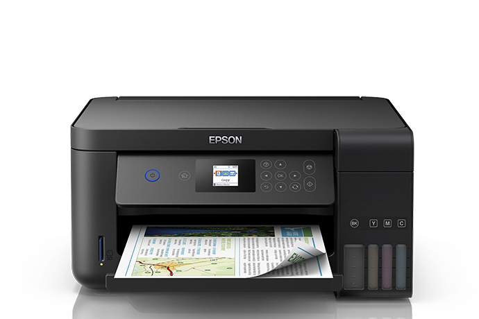 4 Reasons Why the Epson L4160 is ideal for families with school students