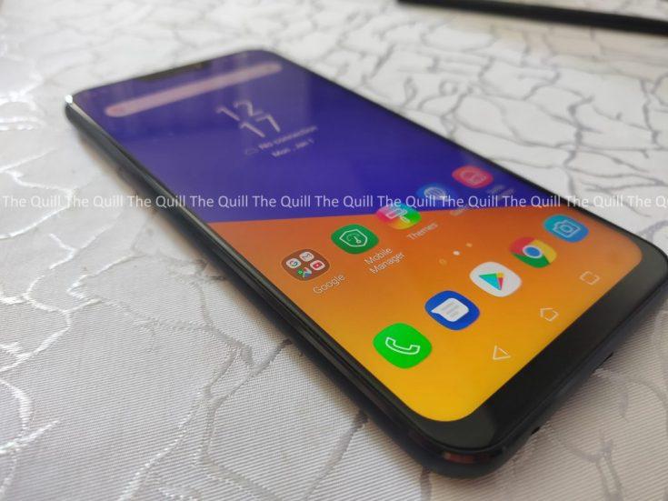 ASUS Zenfone 5Z Front View
