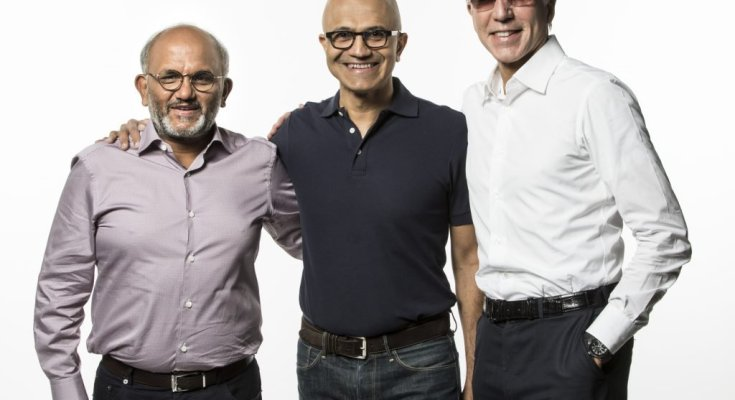 Microsoft, Adobe And SAP CEOs