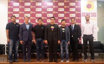 International Blockchain Congress launches India's biggest blockchain initiative - Genesis Hack-01