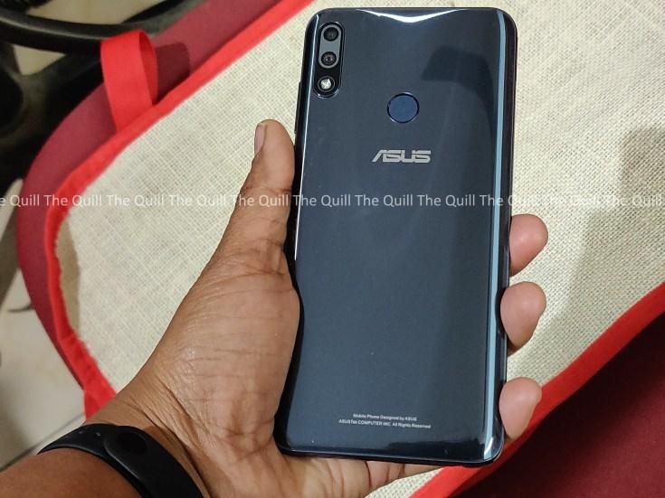 ASUS Zenfone Max Pro M2 Rear View