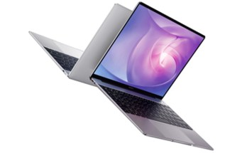 Huawei Matebook Side by side