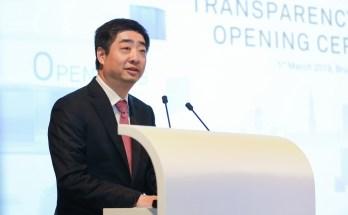 Ken_Hu, Huawei Chairman