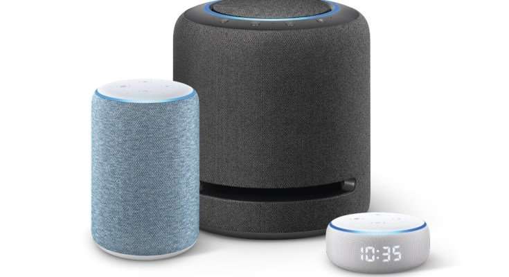 New Echo Devices 26Sept19