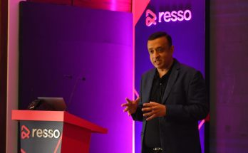 Hari Nair Head of Music Content and Partnership, Resso India at the launch of Resso