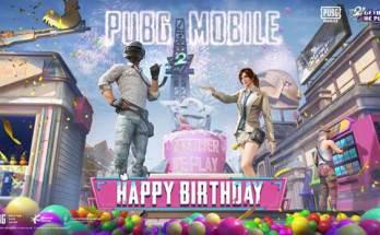 PUBG Anniversary