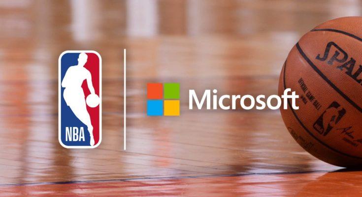 Microsoft x NBA