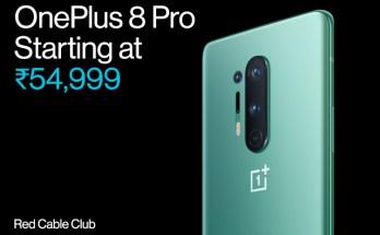 OnePlus 8 Pro Price