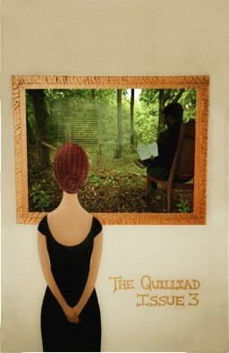 The Quilliad Issue 3 cover A