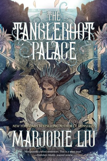 The Tangleroot Palace Cover