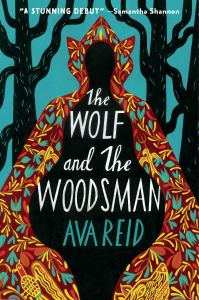 The Wolf And The Woodsman Cover