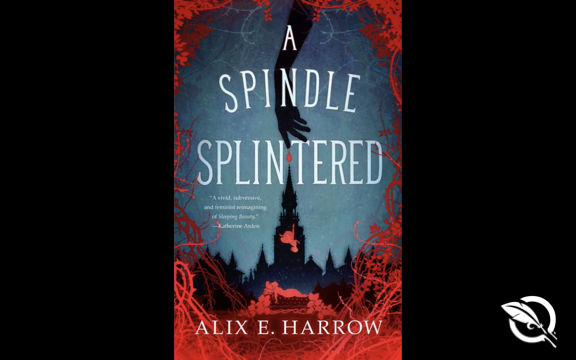 A Spindle Splintered Cover Photo