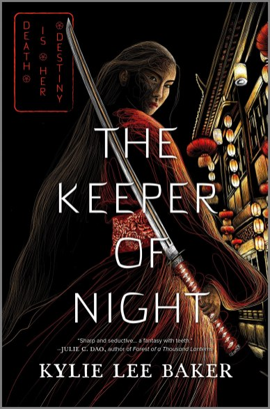 The Keeper Of Night Cover