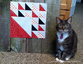 Romeo with February block