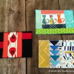 Fabric Postcard Tutorial Nw Quilted Cat