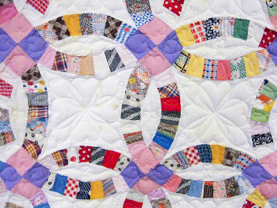 Double Wedding Ring Quilt Archives The Quilt Rambler