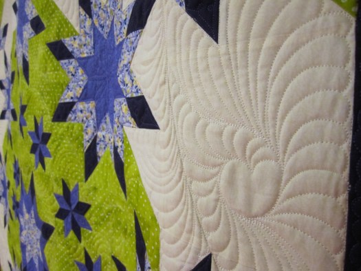 Custom Quilting by The Quilt Rambler