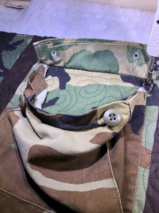 Military Quilt The Quilt Rambler