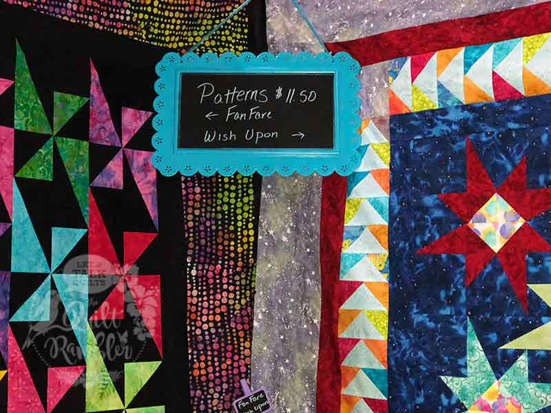 colorful quilts - patterns by Studio 180 Design