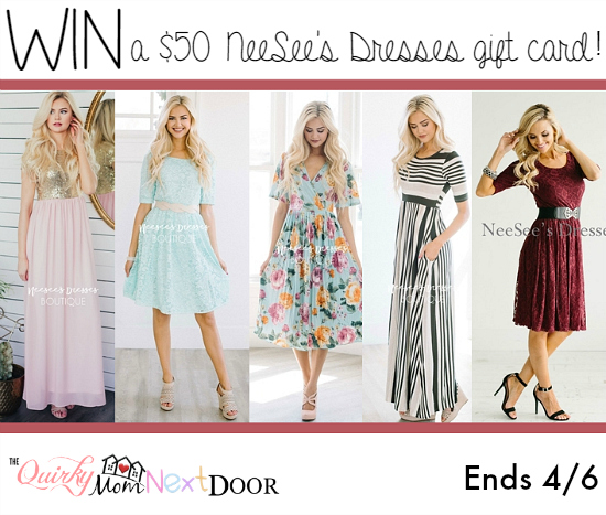 NeeSee's Dresses