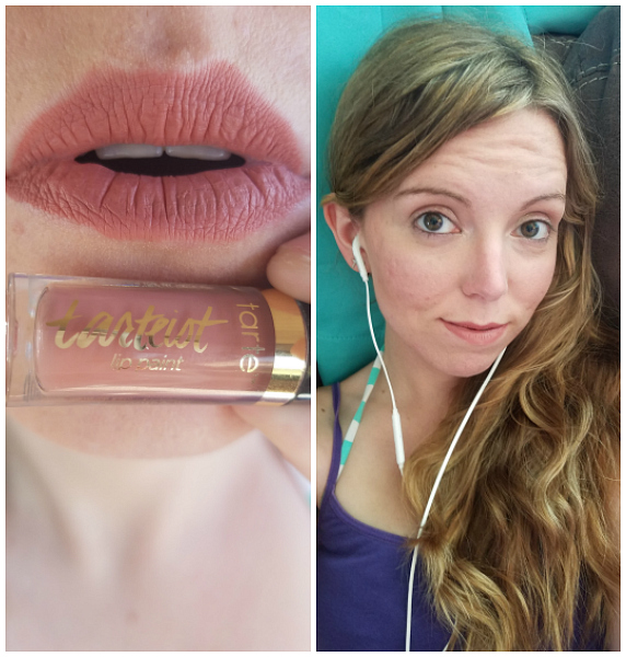 Tarte Tarteist Lip Paint Rose