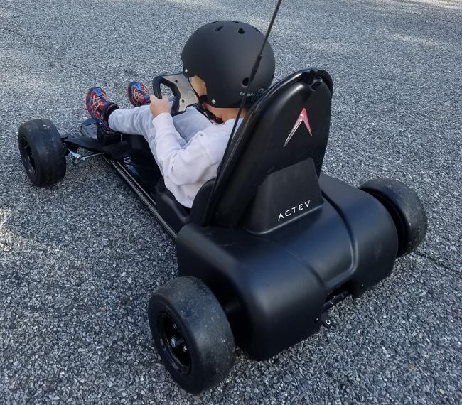 actev motors smart-kart