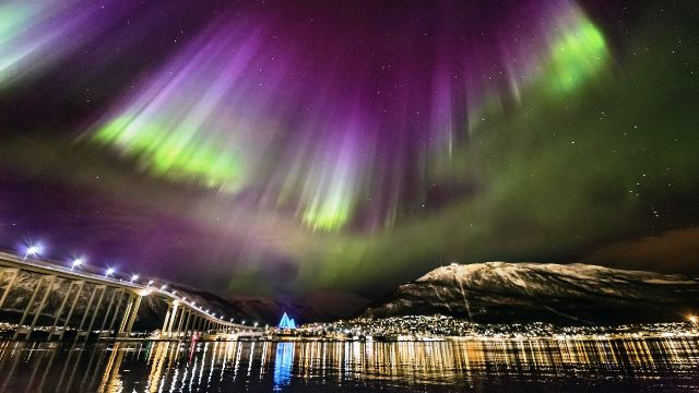 Northern Lights Best Time Year