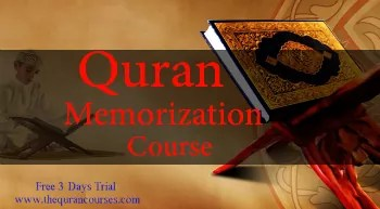 Memorizing Quran Online Easily | The Quran Courses Academy