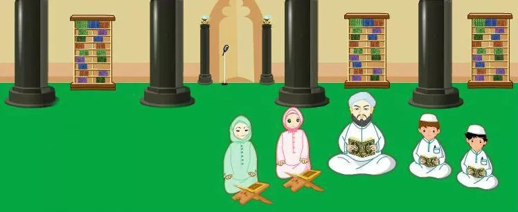 quran teaching for kids