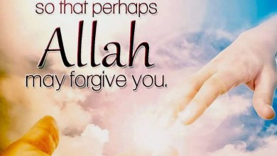 forgiveness in islam