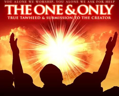 Verses of the Holy Quran on monotheism (Tawheed)