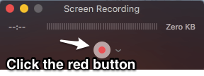 How to Record Screen Quicktime 2