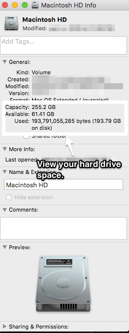 How to See Hard Drive Space 3