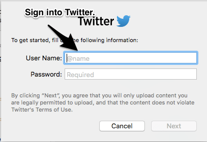 How to View Twitter Links in Safari 3