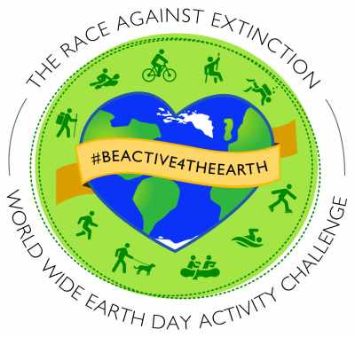 #beactivefortheearth