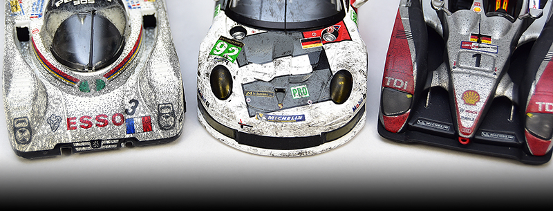 dirty lemans car group