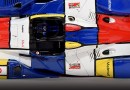 oreca matmut mondrian, more art car models in 1:43 scale