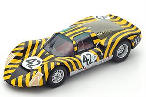 porsche 906, more art car models in 1:43 scale