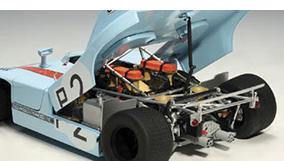 autoart porsche 908_3 model car_gulf collectibles