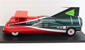 Replicarz 1964 green monster in 1/18 scale