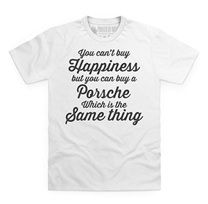 happiness tee from shot dead in the head