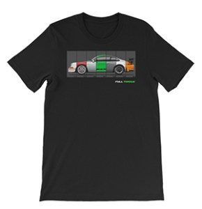 911 generations tee by andy blackmore