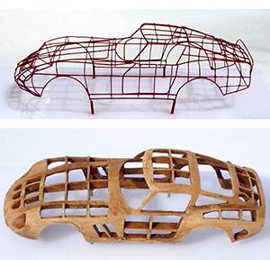ferrari 250gto bodybucks by lp creation model cars